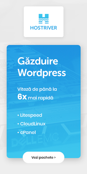 gazduire wordpress